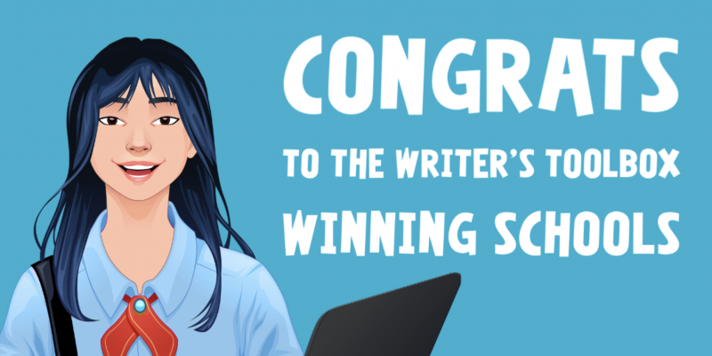 Writer's Toolbox Competition Winners