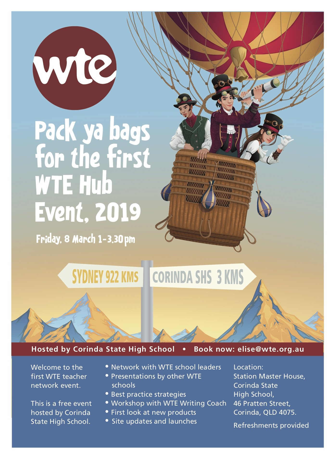 WTE HUB EVENT MAY 8
