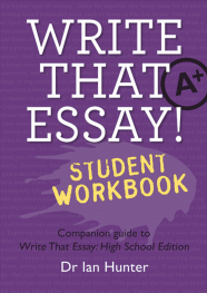 Write that Essay student workbook