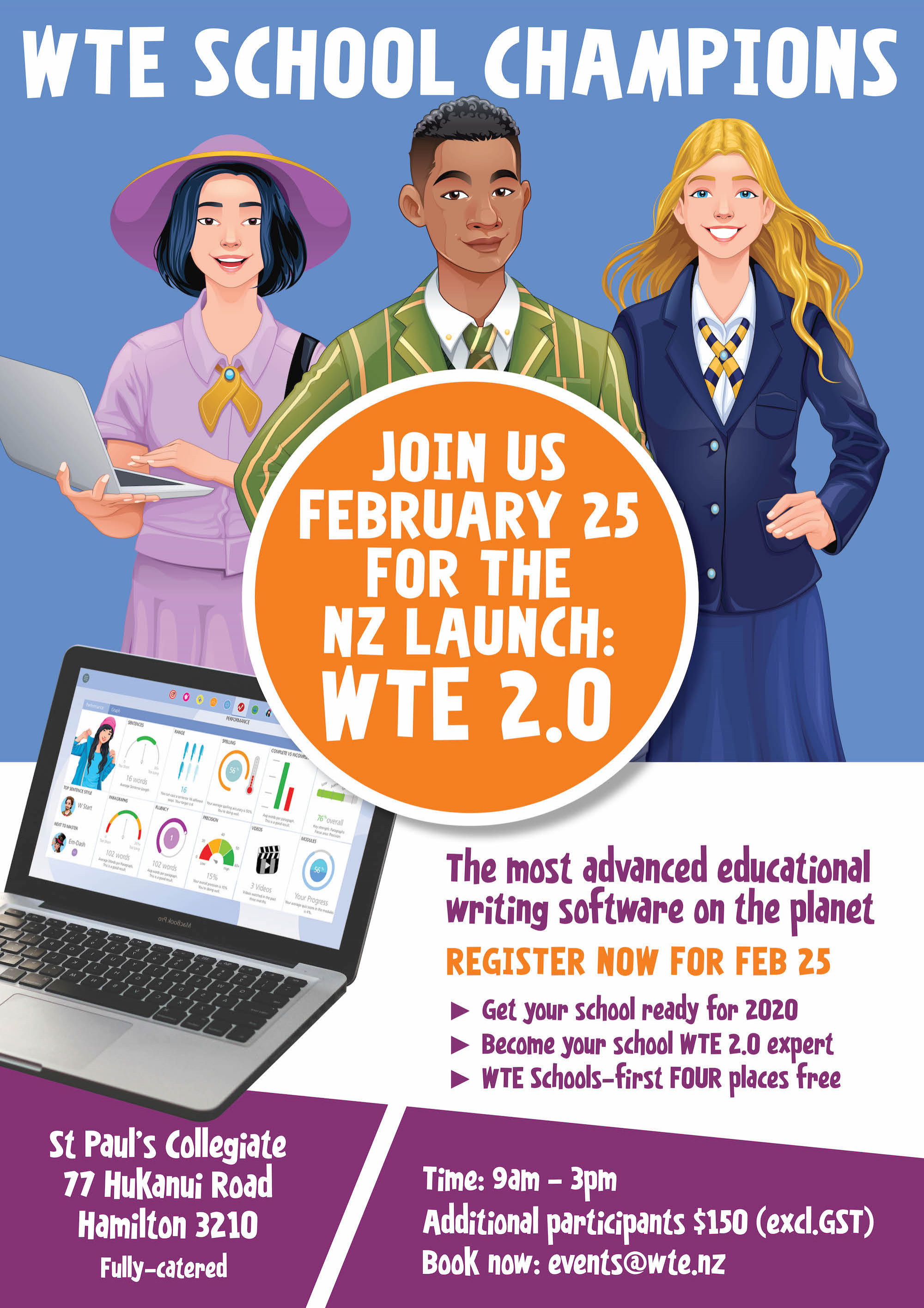 WTE Valentines Online Launch NZ3