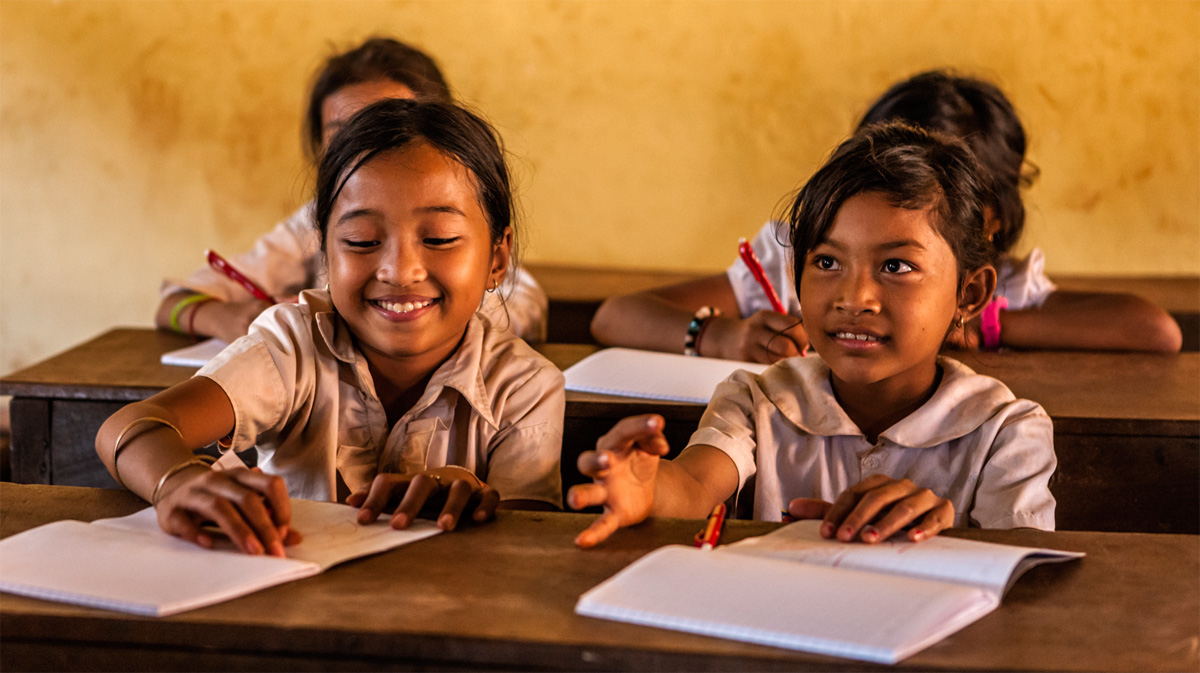 Chumkriel Language School » Write That Essay
