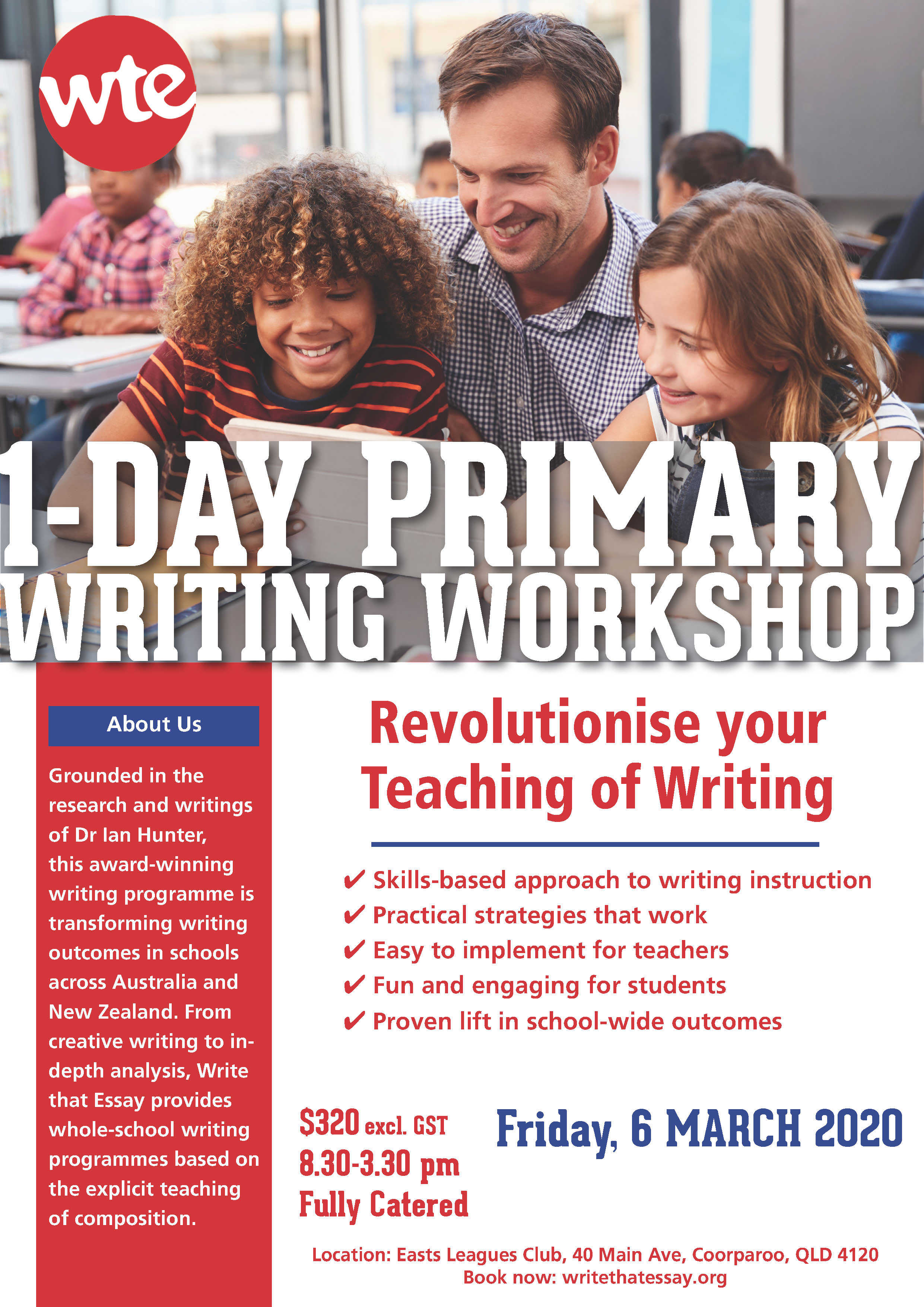 primary workshop march 2020
